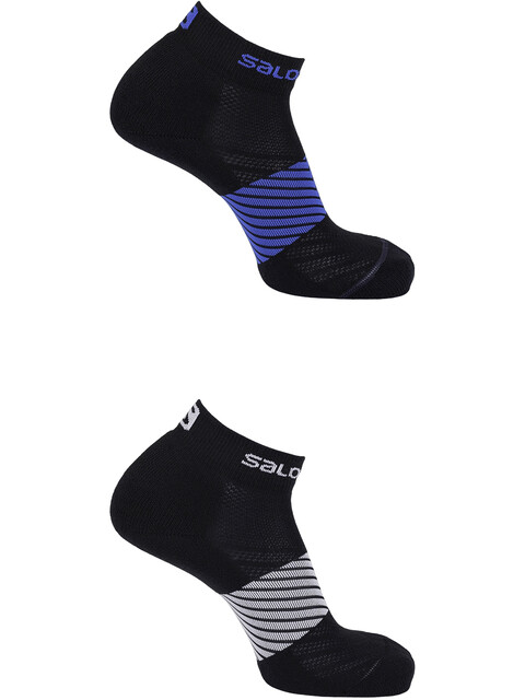 Salomon XA - Calcetines Running - 2 Pack negro